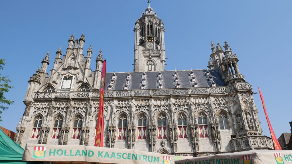 Ratusz w Middelburg