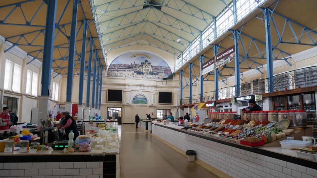 Nowy Rynek w Odessie