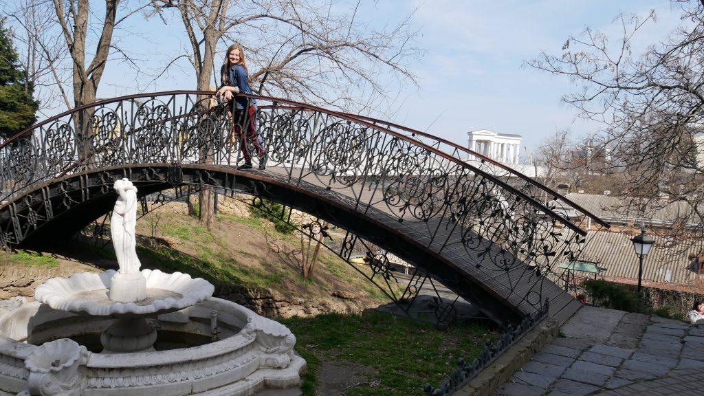 Zakątek starej Odessy