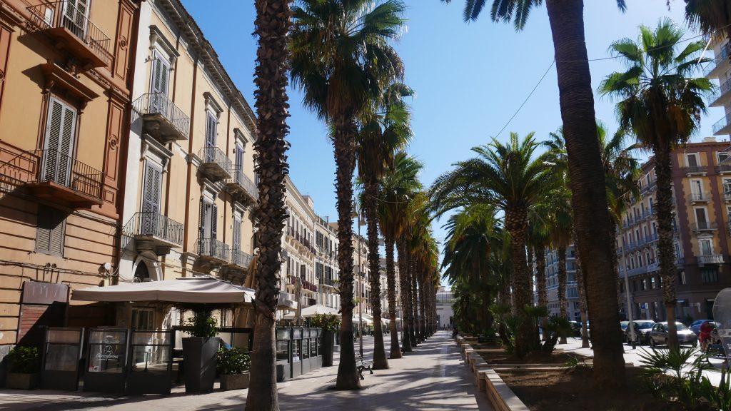 Ulice Bari